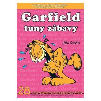 Jim Davis: Garfield tuny zábavy (č.28) cena od 66 Kč