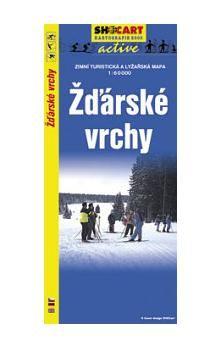 Žďárské vrchy 1:60 000 cena od 20 Kč
