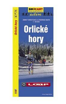 Orlické hory 1:50 000 cena od 59 Kč
