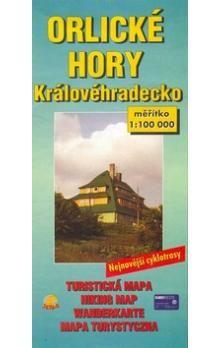 Aleš Matějíček: Orlické hory Královohradecko 1:100 000 cena od 41 Kč