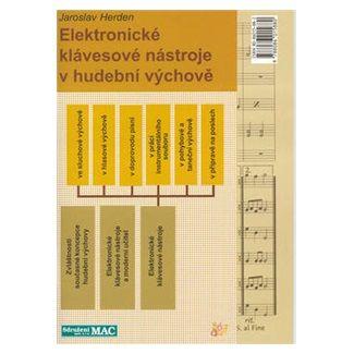 Jaroslav Herden: Elektronické klávesové nástroje cena od 56 Kč
