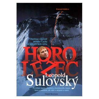 Daniel Krzywon: Horolezec Leopold Sulovský cena od 75 Kč