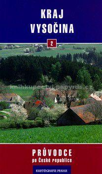 Kartografie PRAHA Kraj Vysočina cena od 15 Kč