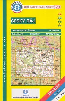 Cabalka Zdeněk KČTC 28 Český Ráj cena od 97 Kč