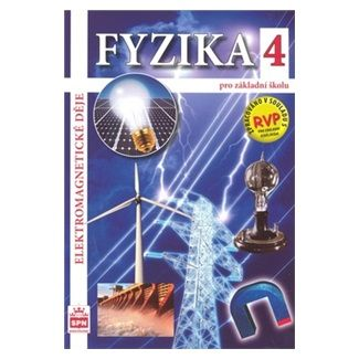 František Jáchim, Jiří Tesař: Fyzika 4 pro ZŠ cena od 84 Kč