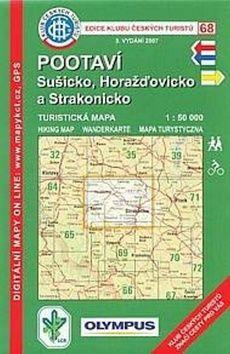 KČT 68 Pootaví, Sušicko, Horažďovicko a Strakonicko cena od 30 Kč