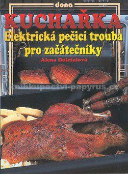 Alena Doležalová: Kuchařka - Elektrická pečící trouba pro začátečníky cena od 47 Kč