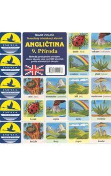 Antonín Šplíchal: Najdi dvojici - Angličtina - 9. Příroda cena od 28 Kč