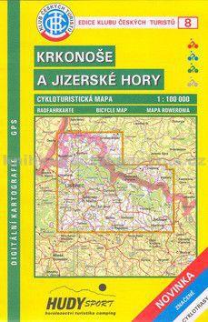 Cabalka Zdeněk KČTC 8 Krkonoše a Jizerské hory cena od 101 Kč