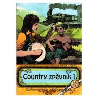 Kolektiv autorů: Country zpěvník 1. cena od 80 Kč