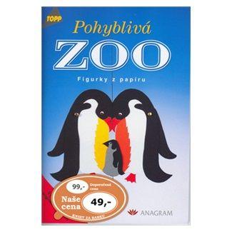Helga Lucassen: Pohyblivá ZOO - Figurky z papíru - TOPP cena od 34 Kč