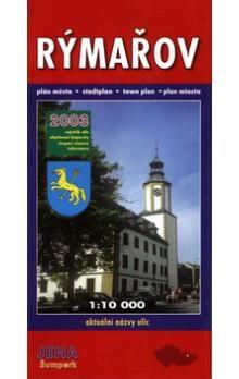 Aleš Matějíček: Rýmařov 1:10 000 cena od 20 Kč