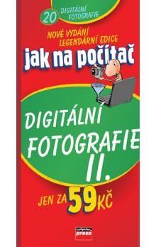 Marie Němcová: Jak na počítač Digitální fotografie II cena od 40 Kč