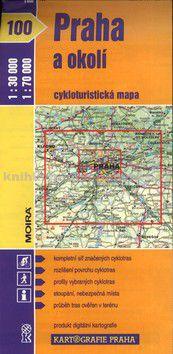 Kartografie PRAHA Praha a okolí 1:30 000 / 1:70 000 cena od 75 Kč