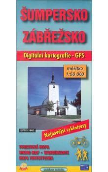 Aleš Matějíček: Šumpersko Zábřežsko 1:50 000 cena od 42 Kč
