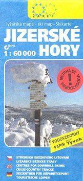 Žaket Jizerské hory 1:60 000 cena od 60 Kč