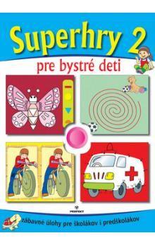 PERFEKT Superhry 2 pre bystré deti cena od 82 Kč