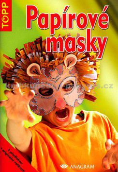 ANAGRAM Papírové masky cena od 0 Kč