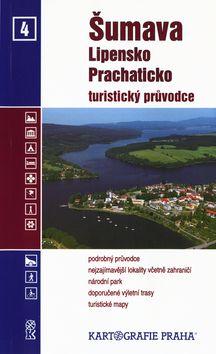 Pavel Balda: Šumava, Lipensko, Prachaticko cena od 15 Kč