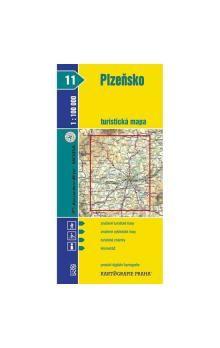 Kartografie PRAHA Plzeňsko 1:100 000 cena od 16 Kč