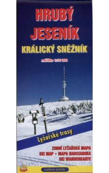 Aleš Matějíček: Hrubý Jeseník - Kralický Sněžník cena od 37 Kč