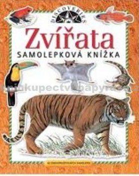 Samolepková knížka Zvířata cena od 0 Kč