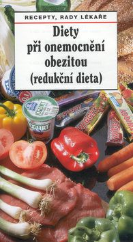 Myslíková Pavla: Diety při onemocnění obezitou (redukční dieta) cena od 48 Kč