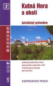 Kartografie PRAHA Kutná Hora a okolí cena od 17 Kč