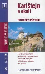Kartografie PRAHA Karlštejn a okolí 1 cena od 15 Kč