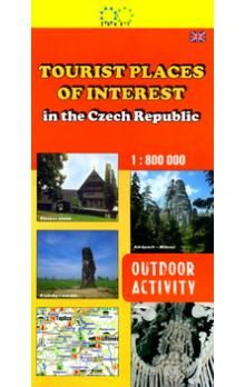 Žaket Tourist Places of Interest in the Czech Republic cena od 30 Kč