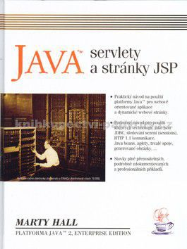Marty Hall: Java servlety a JSP cena od 19 Kč