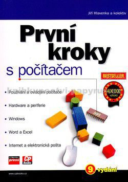 Jiří Hlavenka: První kroky s počítačem cena od 80 Kč