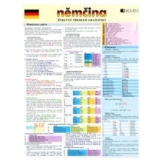 Kolektiv: Němčina - Stručný přehled gramatiky cena od 33 Kč