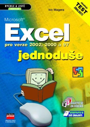Ivo Magera: Microsoft Excel Jednoduše cena od 77 Kč