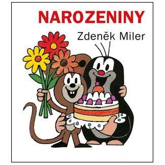 Zdeněk Miler: Narozeniny cena od 44 Kč