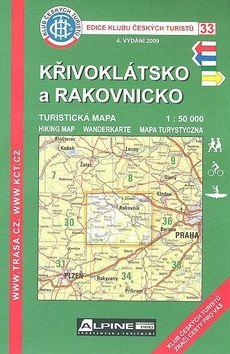 KČT 33 Křivoklátsko a Rakovnicko cena od 90 Kč