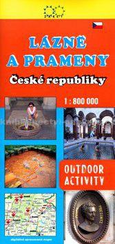 Žaket Lázně a prameny České republiky cena od 35 Kč