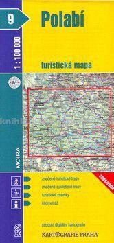 Kartografie PRAHA Polabí 1:100 000 cena od 62 Kč