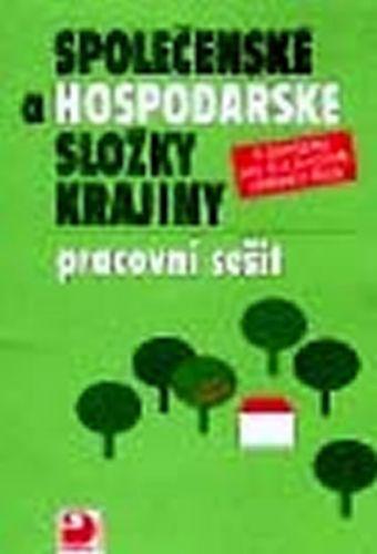 Stanislav Mirvald, Miloslav Štulc: Společenské a hospodářské složky krajiny Pracovní sešit cena od 50 Kč
