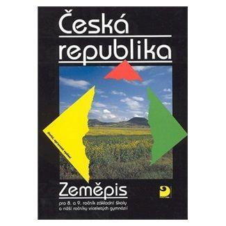 Jiří Holeček: Česká republika – Zeměpis pro 8. a 9. ročník ZŠ cena od 85 Kč