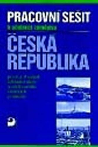 Jiří Holeček: Česká republiky - Pracovní sešit k učebnici Zeměpis pro 8. a 9. ročník ZŠ cena od 48 Kč