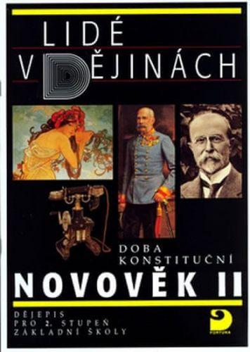 Vratislav Čapek: Novověk II cena od 47 Kč