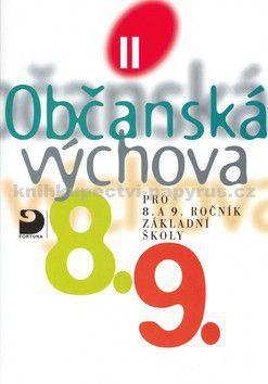 Viola Horská: Občanská výchova II - učebnice pro 8. a 9. ročník ZŠ cena od 86 Kč