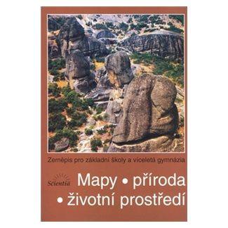 Kastner Jiří: Mapy: Příroda, Životní prostředí cena od 77 Kč