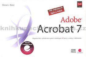 Donna L. Baker: Adobe acrobat 7 cena od 0 Kč