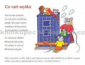 Eva Fialová: Co vaří myška / leporelo cena od 32 Kč