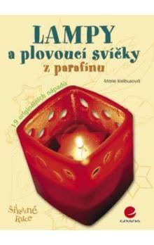 Marie Kielbusová: Lampy a plovoucí svíčky z parafínu cena od 42 Kč