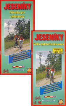 JENA Jeseníky Průvodce pro cykloturisty cena od 79 Kč