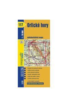 Kartografie PRAHA Orlické hory cena od 18 Kč