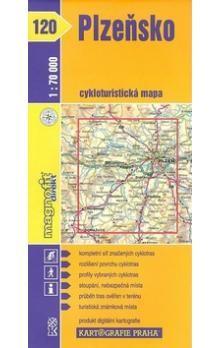 Kartografie PRAHA Plzeňsko cena od 16 Kč